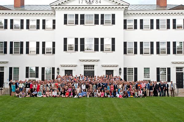 Dartmouth reunion 2014 class '09, '89